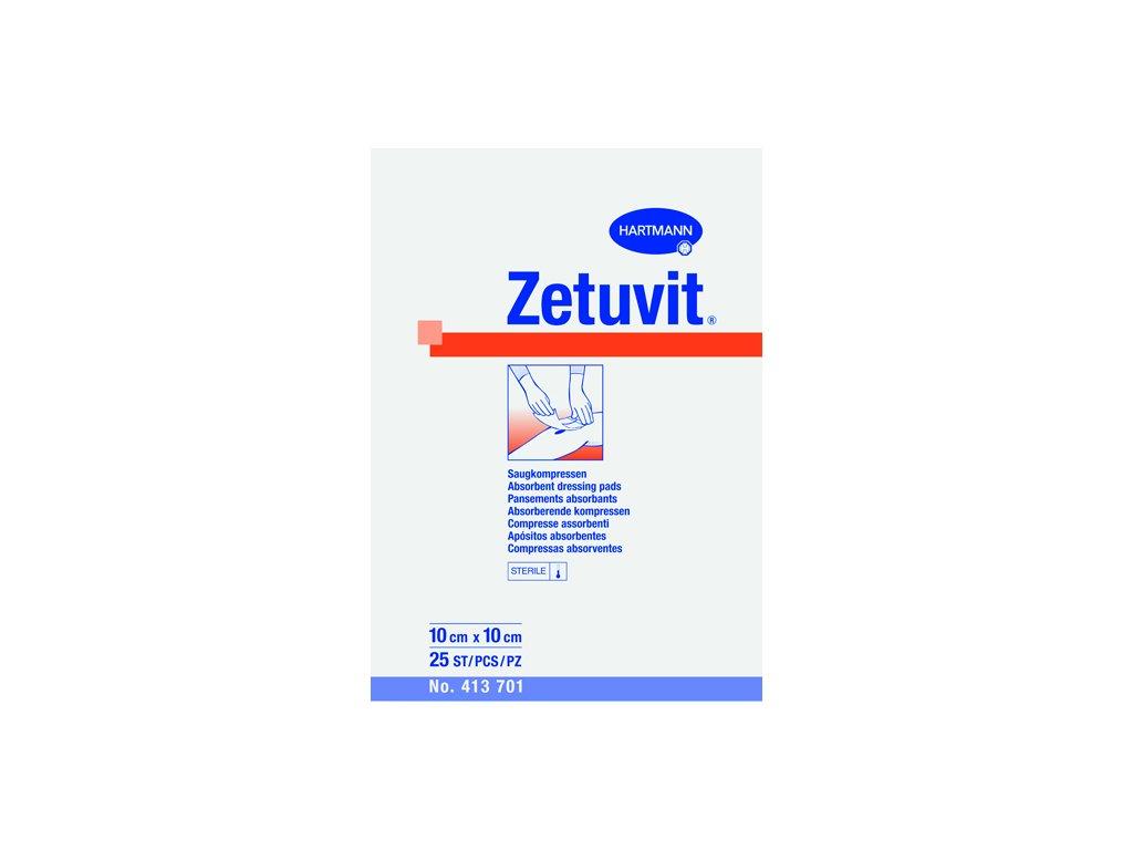 Zetuvit - 10 x 10 cm (1 ks)