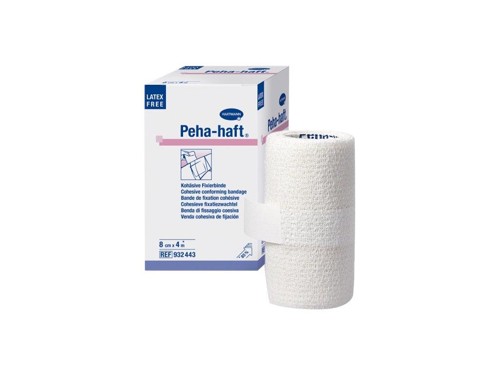 Peha-haft - kohezivní obinadlo - 8 cm