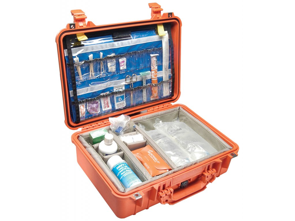 pelican ems medical ambulence first aid