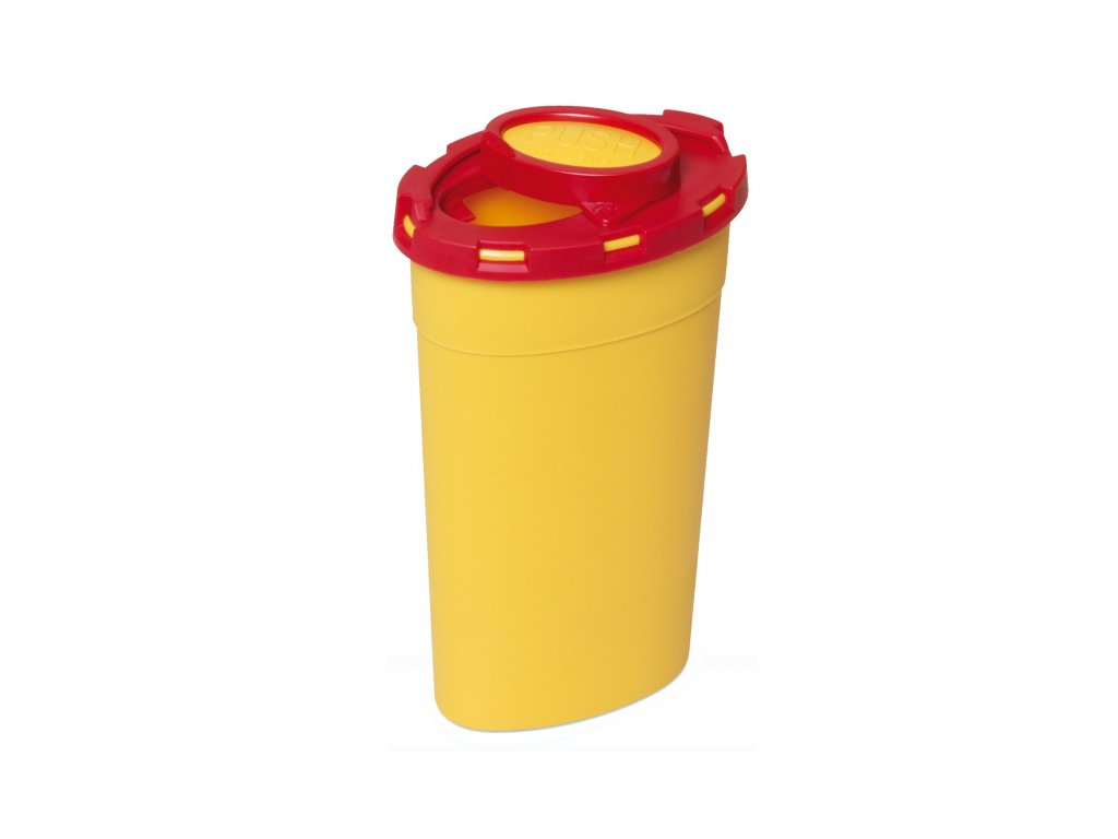 Kontejner na použité jehly - Multi-Safe sani - 0,2 l