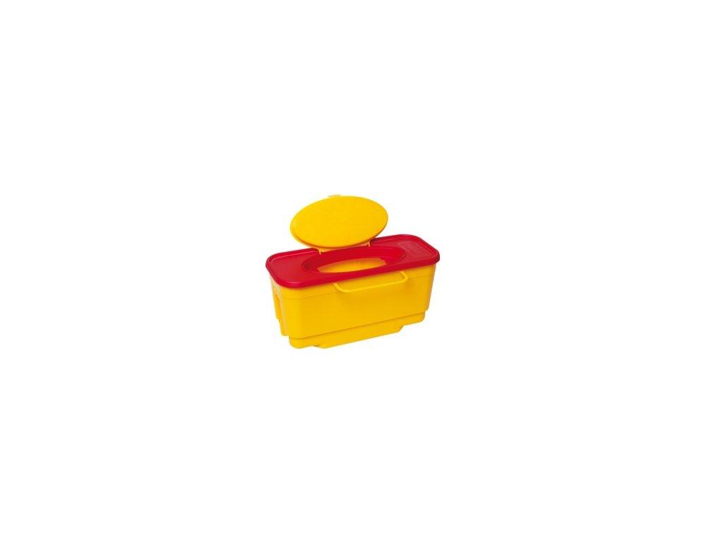 Kontejner na použité jehly - Multi-Safe vario 1500 - 1,5 l