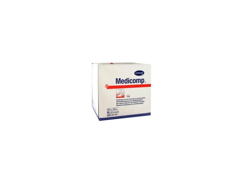 Medicomp - 7,5 x 7,5 cm - (obálky 2 ks)