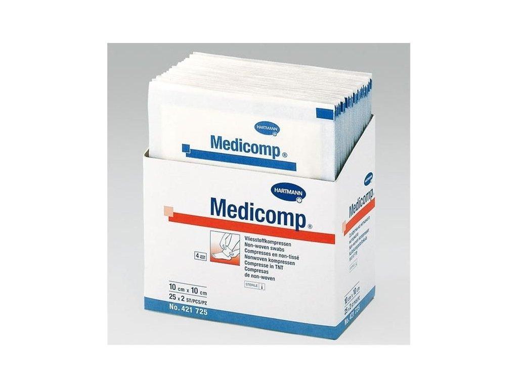Medicomp - 10 x 10 cm - (obálky 2 ks)