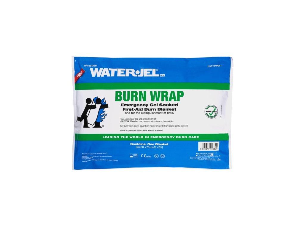 WaterJel - Popáleninová rouška 91x76cm (P3630)