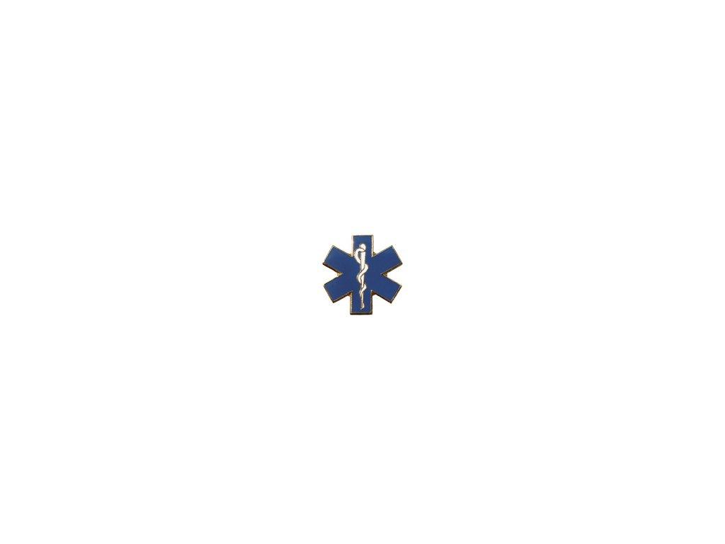 Odznak - Modrá Hvězda Života