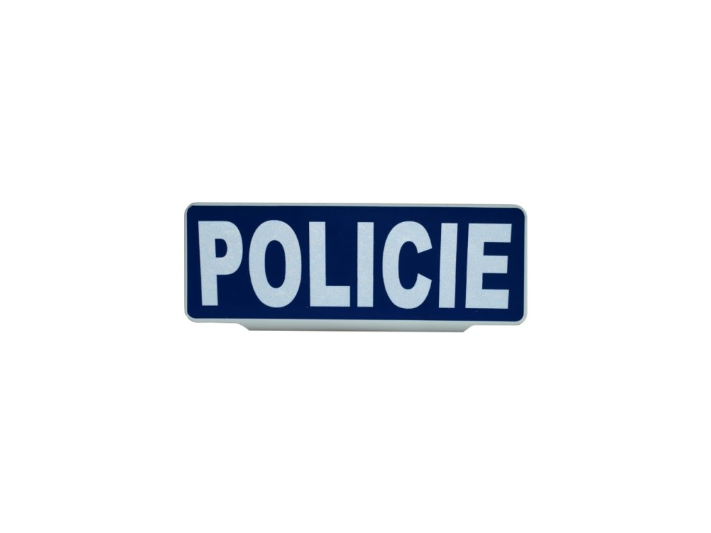 POLICIE modra