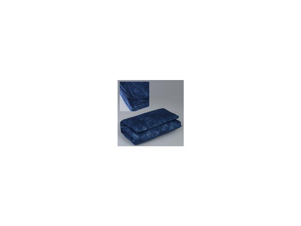 Jednorázová deka - modrá - 200gr