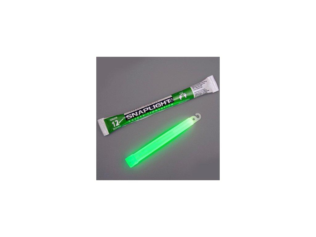 Chemické světlo SNAPLIGHT - zelené - 12 hodin