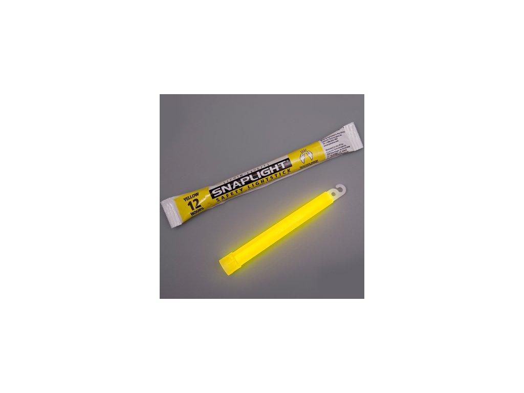 Chemické světlo SNAPLIGHT - žluté - 12 hodin