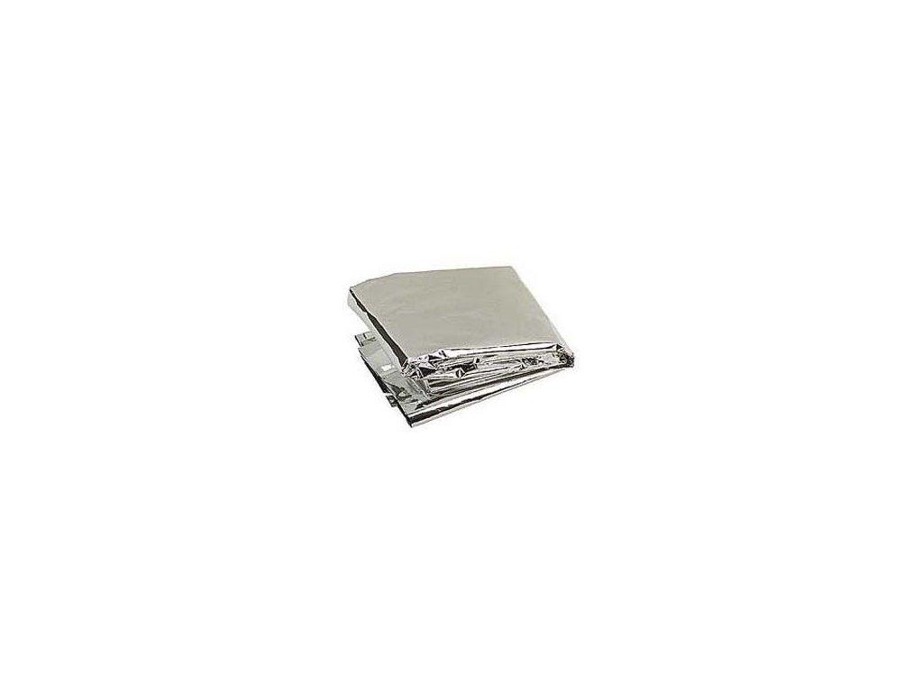 Izotermická folie - stříbrná