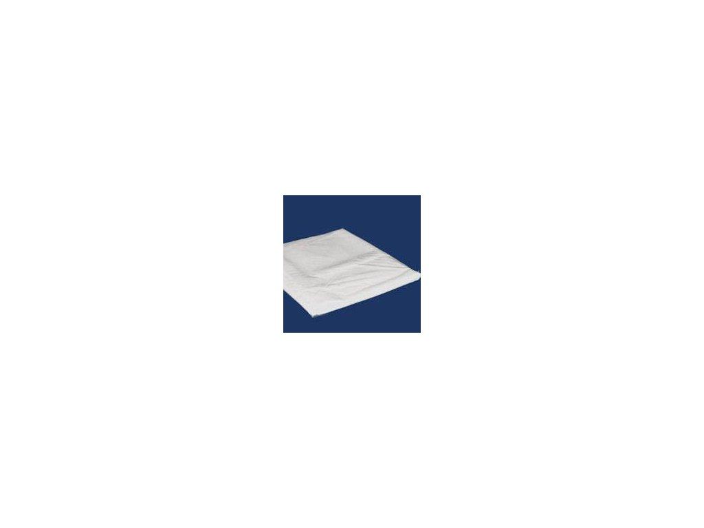 Jednorázové prostěradlo TEM - bílé
