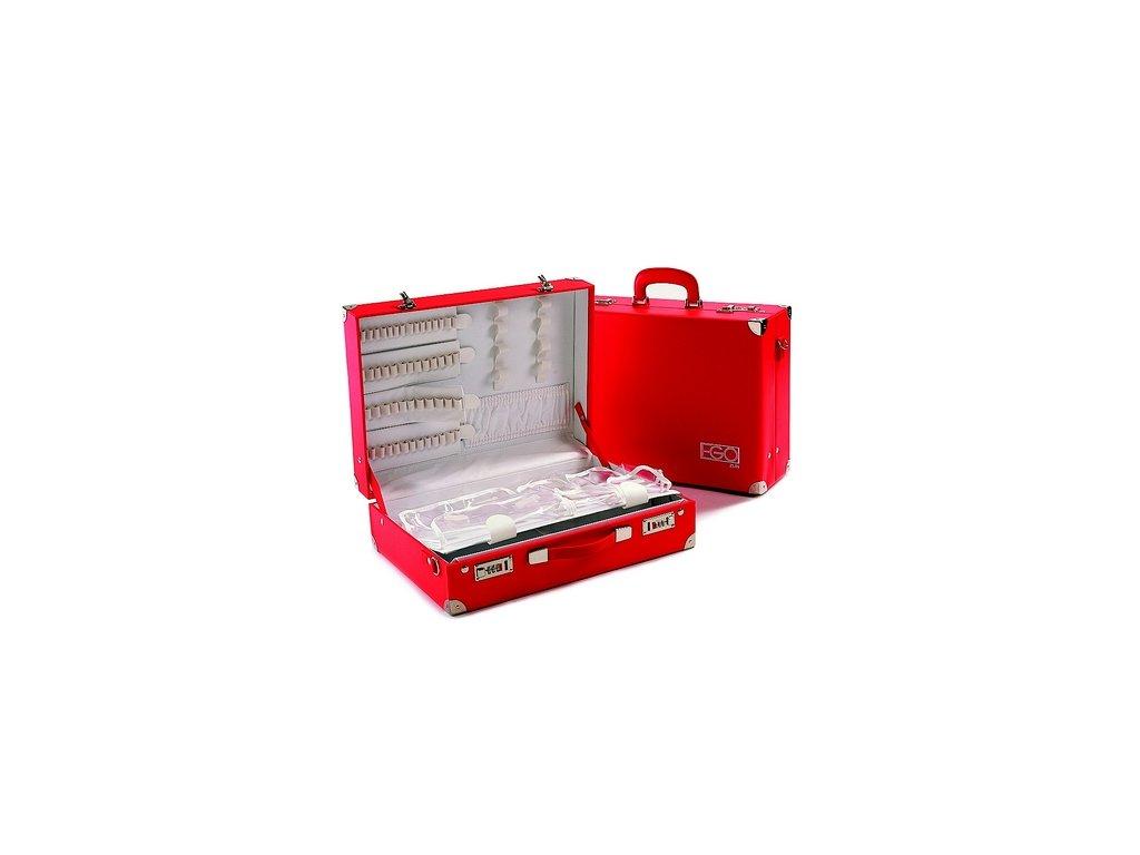 Lékařský kufr - plastická kůže