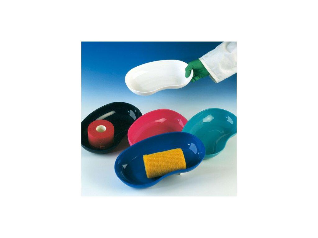 Emitní miska plastová - barevná