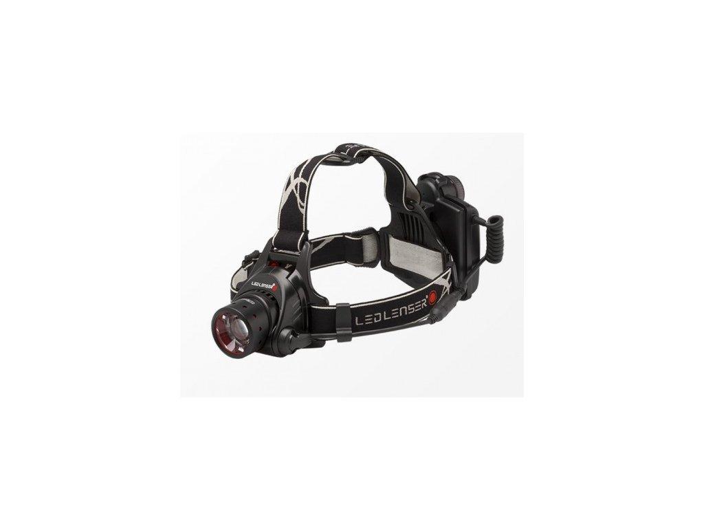 Svítilna čelová LED Lenser H14R.2 - dobíjecí