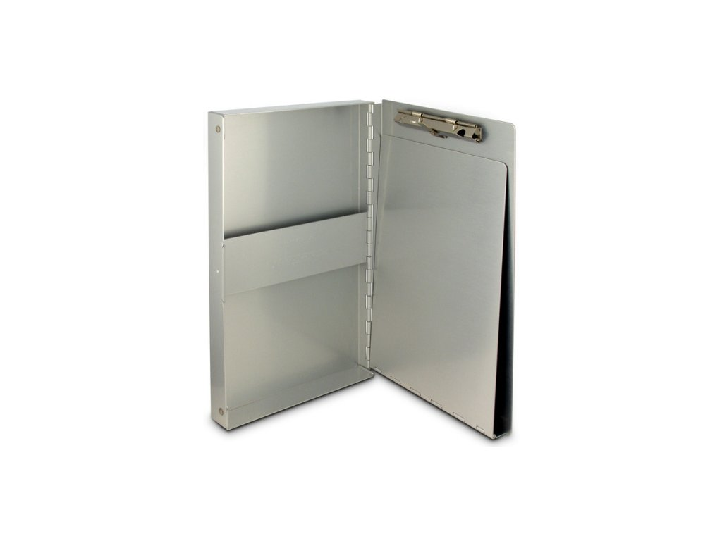 Aluminium clipboard Snapak