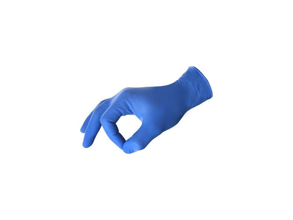 Vyšetřovací rukavice - Nitrilové (5 párů)
