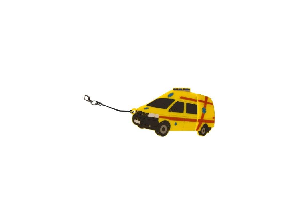 USB přívěsek - Sanitka Transportér