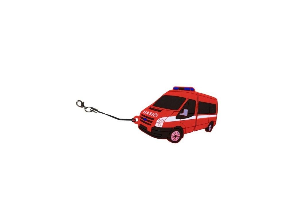 USB přívěsek - HASIČI Transit