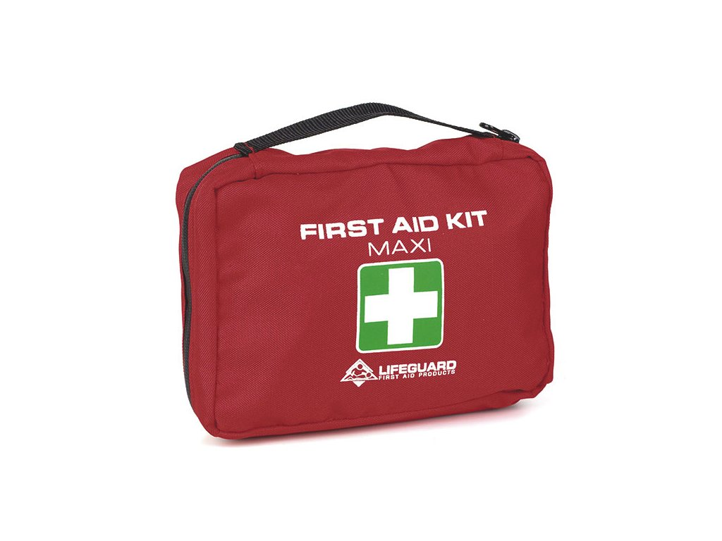 First Aid Kit - Maxi - prázdný obal