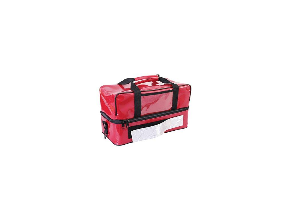Záchranářská brašna - mini rescuebag plus - červená
