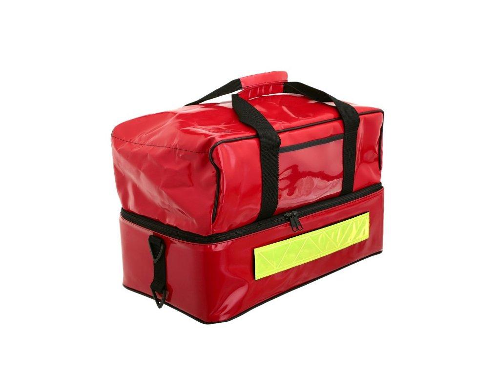 Záchranářská brašna - rescuebag plus - červená
