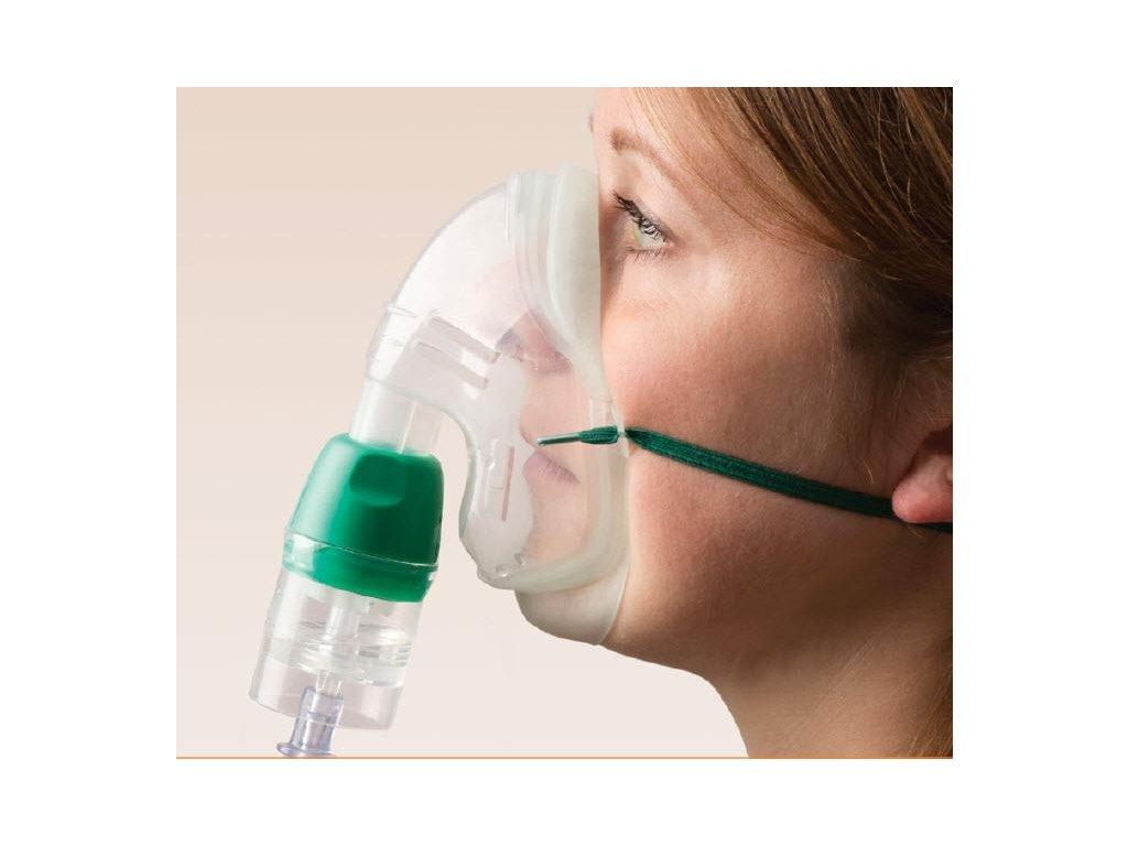 Nebulizační kyslíková maska Cirrus