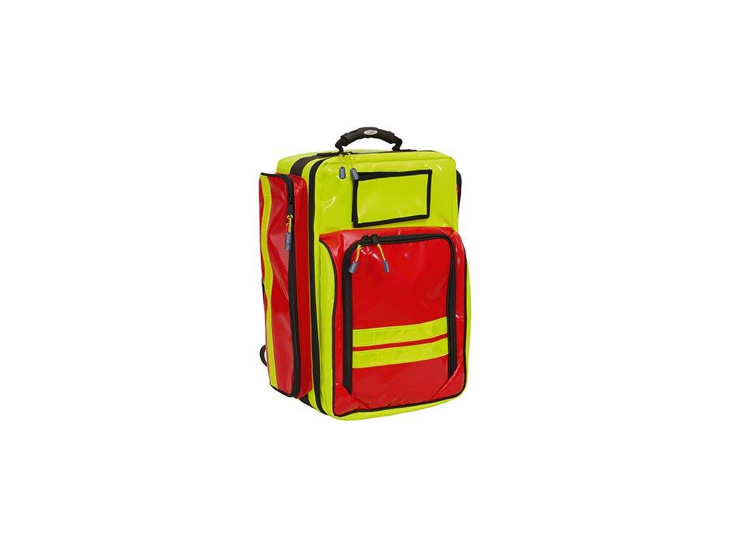 Záchranářský batoh - basic XL pro - červeno/žlutý