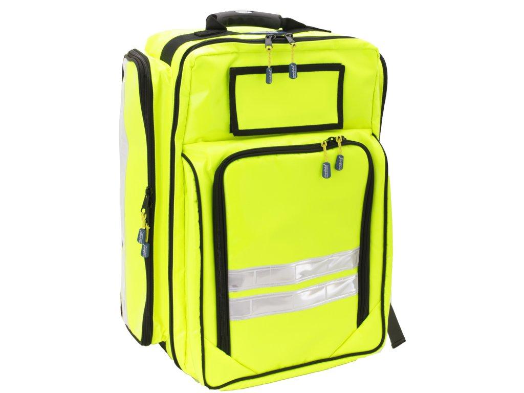 Záchranářský batoh - basic XL pro - reflexní žlutá