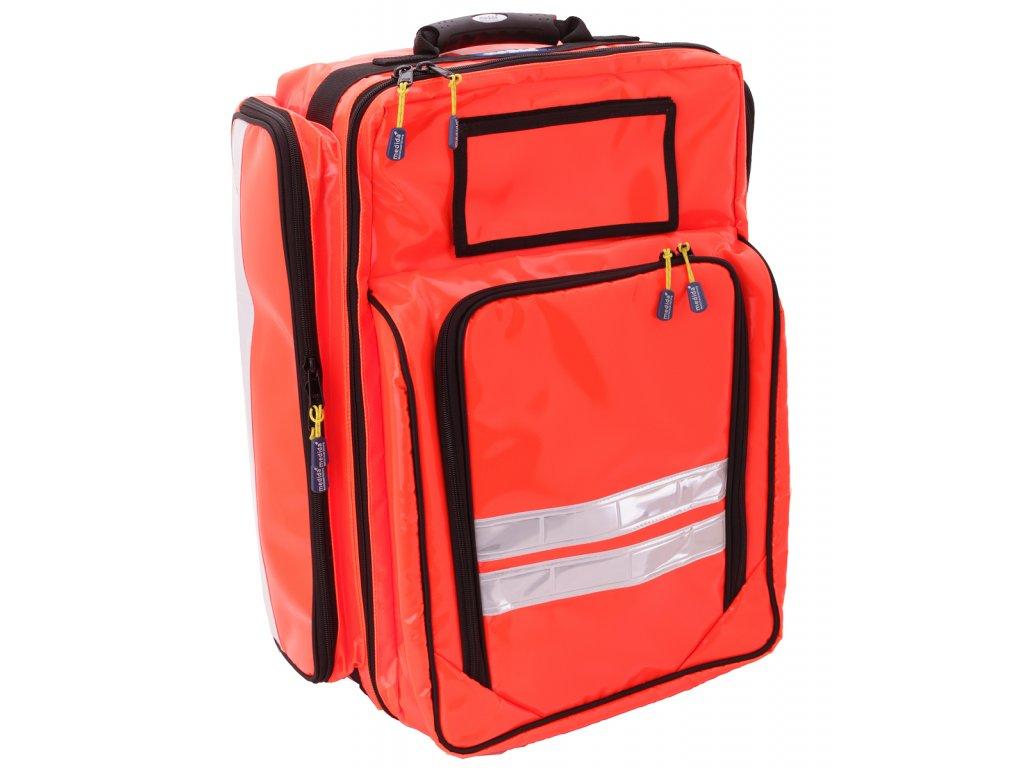 79d4680ebd Záchranářský batoh - basic XL pro - reflexní oranžová - SHOParamedik