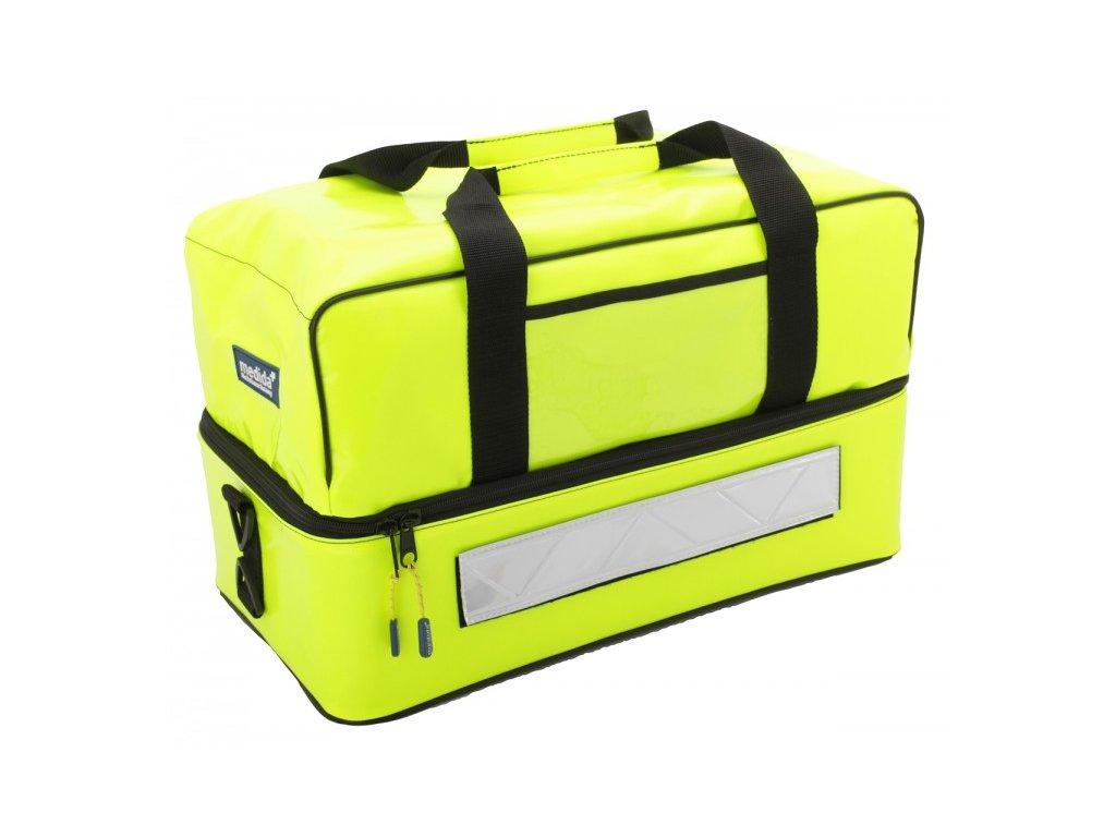Záchranářská brašna - rescuebag plus - refelexní žlutá
