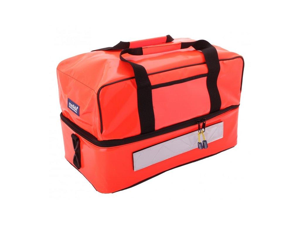 Záchranářská brašna - rescuebag plus - refelexní oranžová