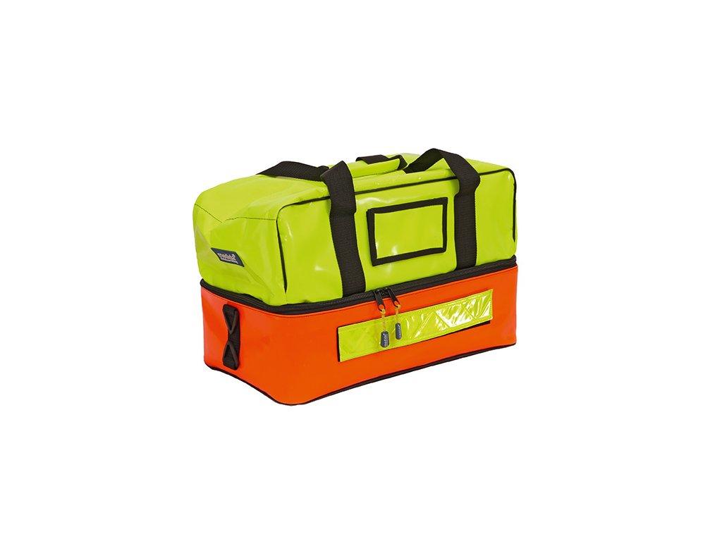 Záchranářská brašna - rescuebag plus - reflexní žlutá/reflexní oranžová