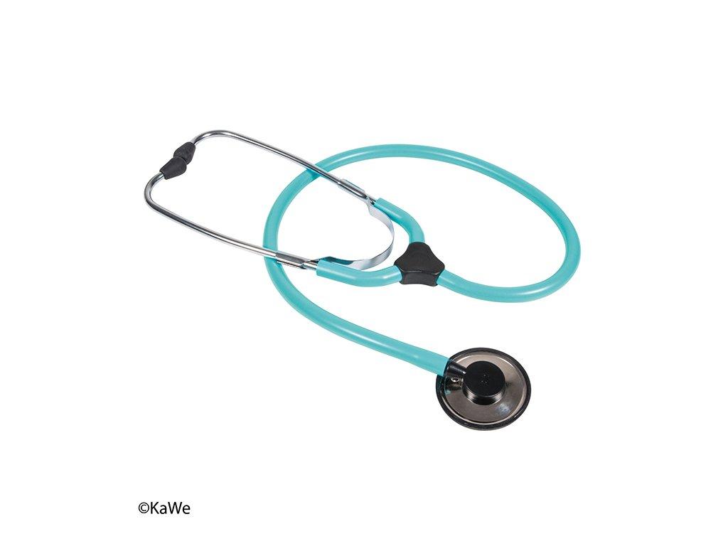 Fonendoskop KaWe Colorscop Plano - tyrkysová