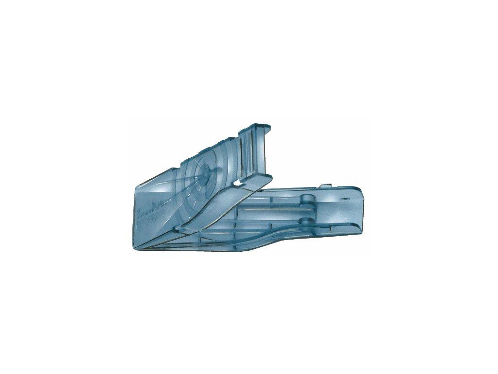 Jednorázový bezpečnostní snímač čepelek skalpelů