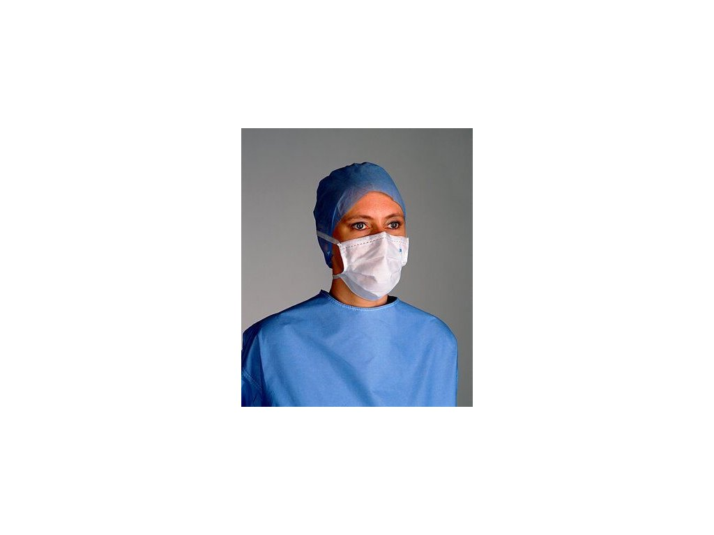 3mtm tie on surgical face masks