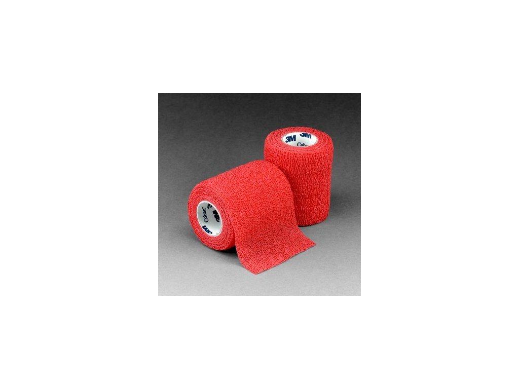 coban self adherent wrap red 1583r photo