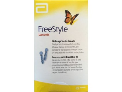 Lanceta freestyle 50