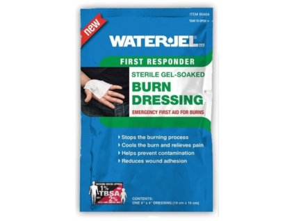 WaterJel - Popáleninová rouška 10x10cm (0404)
