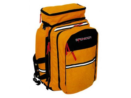 Batoh Spencer R-AID - oranžový