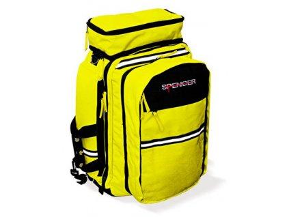Batoh Spencer R-AID - žlutý