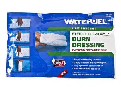 WaterJel - Popáleninová rouška 20x55cm (0820) - ruka