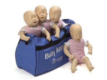 Resuscitační model - Baby Anne QCPR