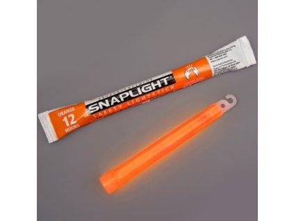 Chemické světlo SNAPLIGHT - oranžové - 12 hodin