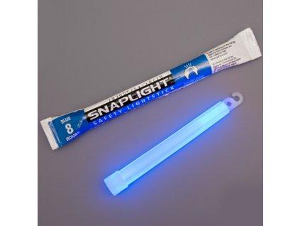 Chemické světlo SNAPLIGHT - modré - 8 hodin