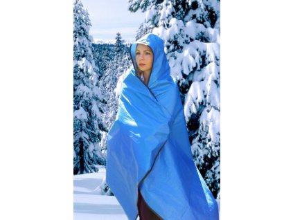 Prikryvka s kapuci