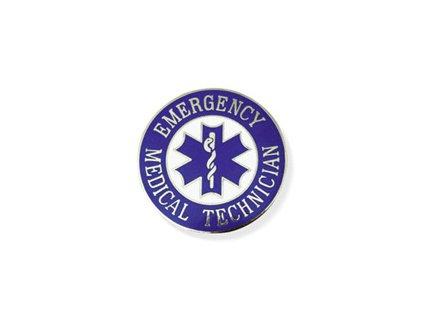 Odznak - Emergency Medical Technician