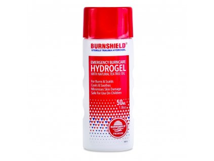 Burnshield Hydrogel 50ml Squeeze Bottle