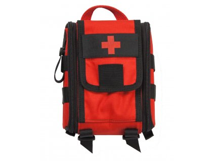 Lékárnička AFAK Paramedik - červený