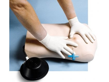 Pneumothorax Training Manikin