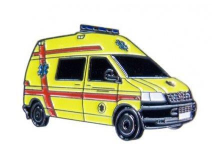 odznak záchranka VW